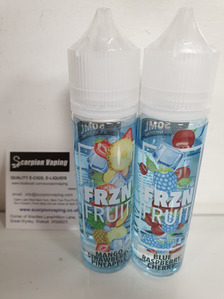 Frzn Fruit Mango Strawberry Pineapple E-Liquid