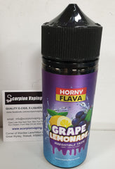 Horny Grape Lemonade by Horny Flava E-Liquid