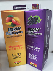 Horny Bubblegum Series Grape by Horny Flava E-Liquid