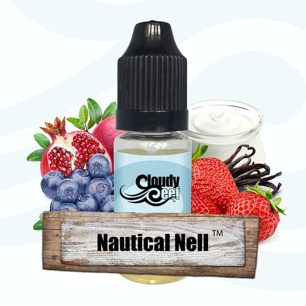 Nautical Nell Cloudy Reef E-Liquid by Vaper Crew