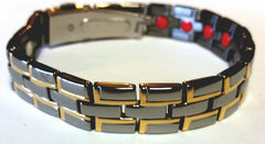 Magnetic Titanium Arthritic Health Bangle - HT0007T