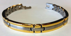 Magnetic Stainless Steel Health Bangle - HT0012S