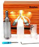Kayfun Russian Stainless Steel RBA Kit