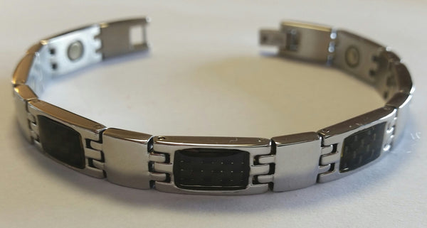 Stainless Steel Arhritic Health Bracelet XT001S