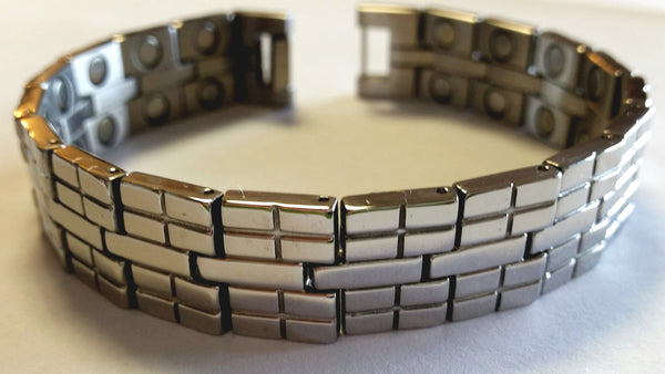Stainless Steel Arthritic Bracelet XT004