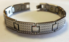 Magnetic Stainless Steel Health Bracelet XT007S