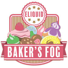 Bakers Fog Rhubarb Custard E-Liquid Short Fill Bottle