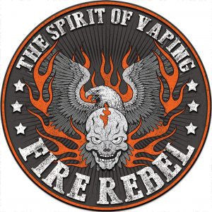 Revolution E Liquid Fire Rebel range by Vaper Crew