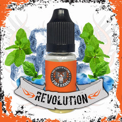 Revolution E Liquid Fire Rebel by Vaper Crew Cloud