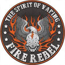 Fire Rebel Rebellion from Vaper Crew