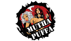 Muthapuffa Peachy Punch E-Liquid Short Fill Bottle