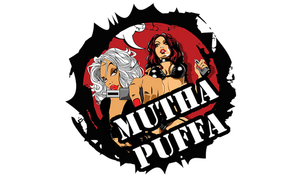 Muthapuffa Gone Bananas E-Liquid Short Fill Bottle