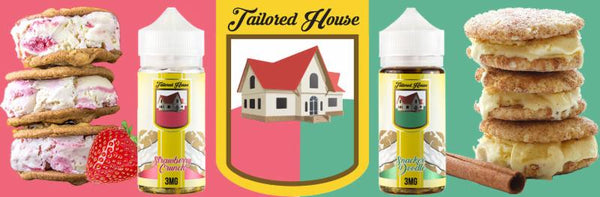 Strawberry Crunch E-Liquid by Tailored House