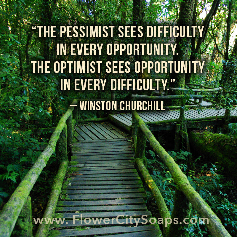 pessimism vs optimism quote