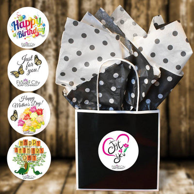 Gift Bags - Flower City Soap Company