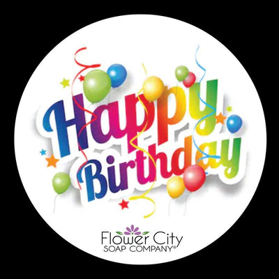 Happy Birthday Gift Bags - Flower City Soap Company