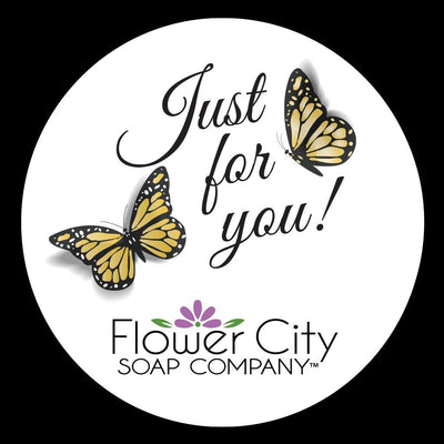 Gift Bags with Charm! - Flower City Soap Company
