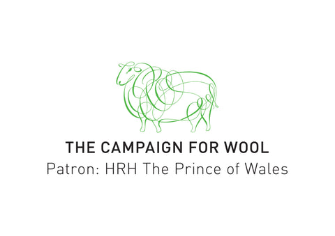 Nui supports the Campaign for Wool.