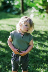organic cotton baby girls tee