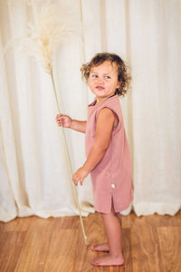 Nui organic cotton Karryn Baby Dress