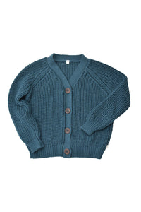 Women's Bernard Cardigan Deep Sea