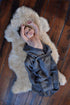 Nui Natural Lambskin Longwool