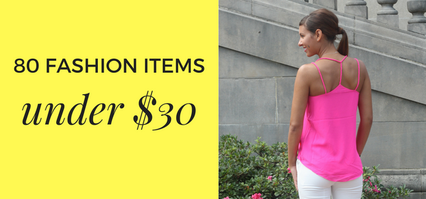 Cheap Dresses and Tops Under $30 - Online Boutique USA
