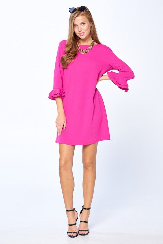 Spring Fling Dress - Trunk Up