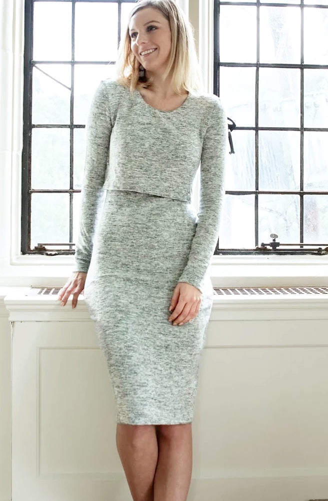Chic Sweater Dress