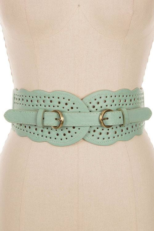 So Romantic Belt - Trunk Up - 1