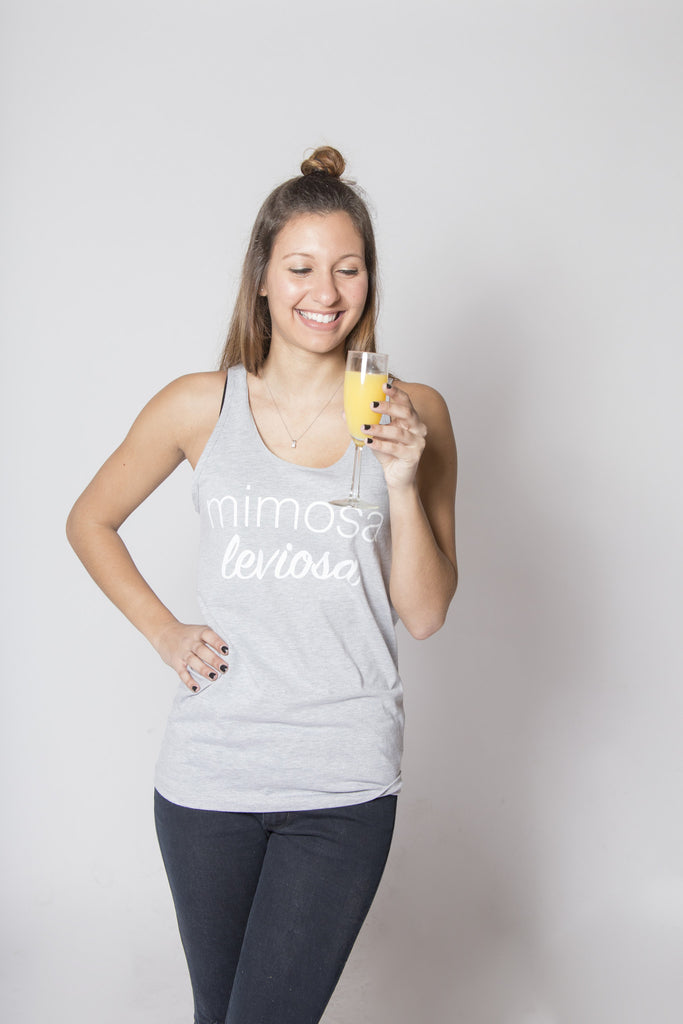 Mimosa Leviosa Harry Potter Tank - TU Tees - Trunk Up