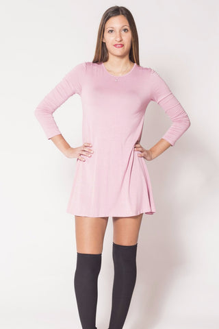 Light Rose Dress - Trunk Up