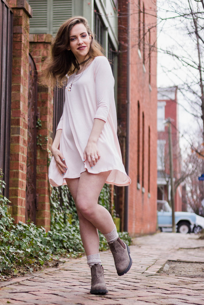 Such a Rose Tunic - Trunk Up