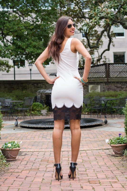 Classy Jane Dress - Trunk Up