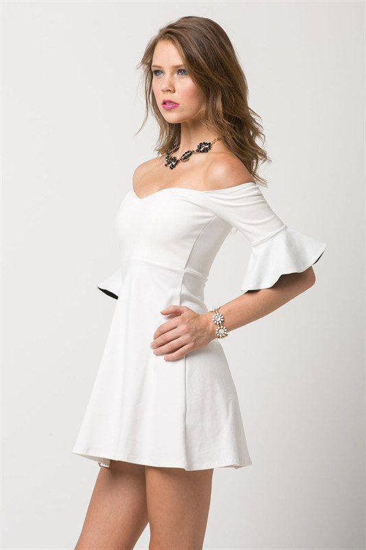 Sweetheart Skater Dress (Petite) - Trunk Up