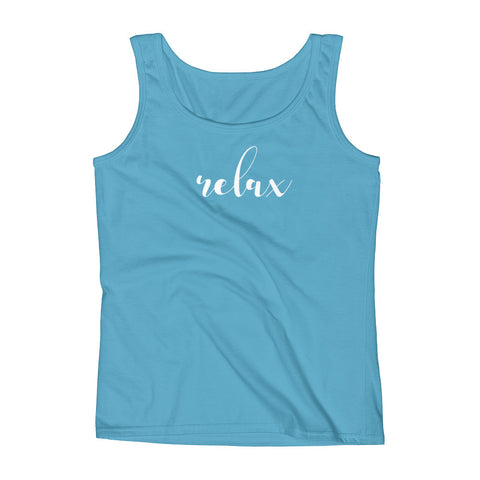 Relax Tank - TU Tees Trunk Up