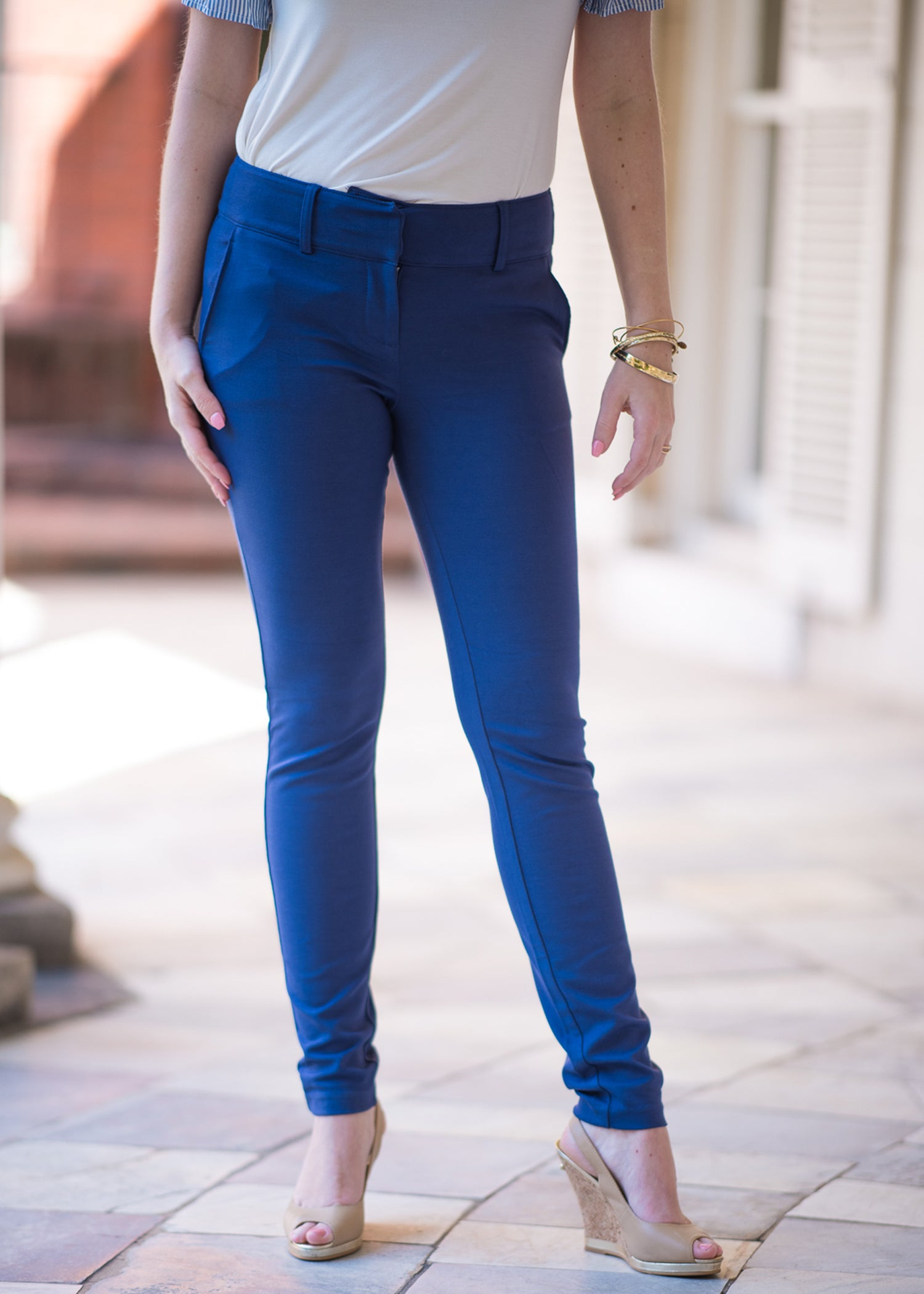 search for latest prevalent buying cheap Ankle Yoga-Like Work Pants – Trunk Up Boutique
