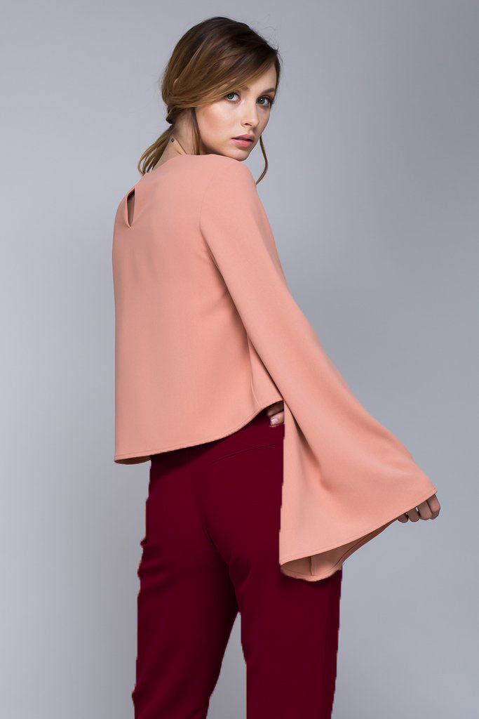 So Chic Blouse - Trunk Up
