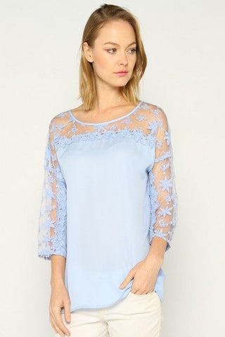 Adore Me in Pearls Top - Trunk Up