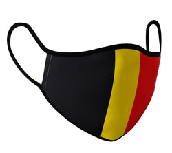 Belgium  - Face Mask with fluid and moisture resistant fabric. Reusable and Washable