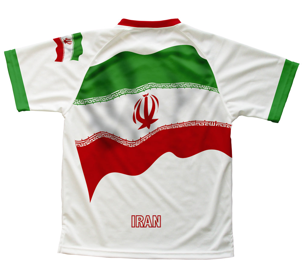 af342e009 Iran Flag Technical T-Shirt for Men and Women – ScudoPro