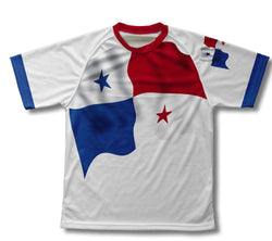 Panama Flag Technical T-Shirt for Men and Women