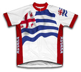 Adjara Flag Cycling Jersey for Men and Women