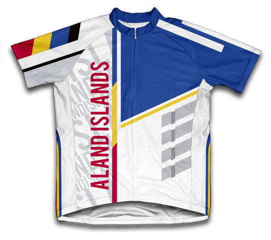 Aland Islands ScudoPro Cycling Jersey for Men and Women