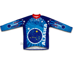 Alaska Winter Thermal Cycling Jersey