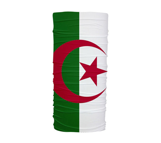 Algeria Flag Multifunctional UV Protection Headband