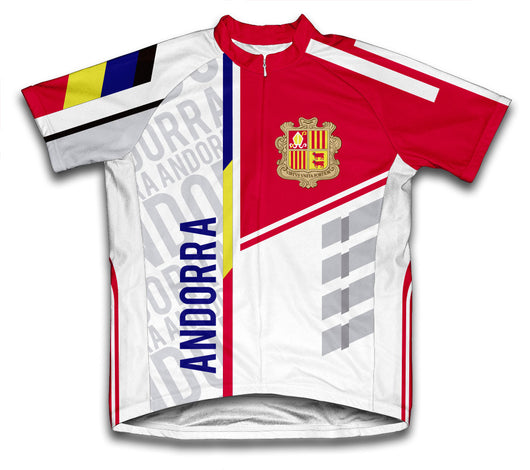 Andorra ScudoPro Cycling Jersey