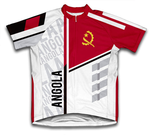 Angola ScudoPro Cycling Jersey for Men and Women