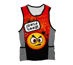 Angry Thinker Triathlon Top