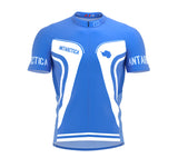 Antarctica  Full Zipper Bike Short Sleeve Cycling Jersey